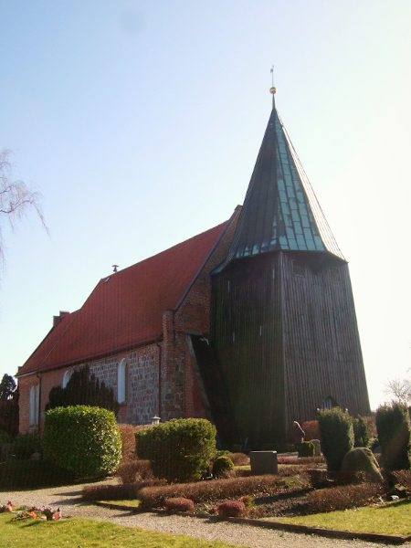 Kirche Bannesdorf