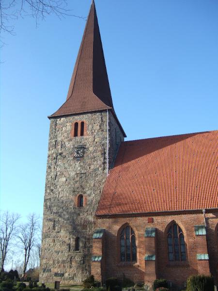 Kirche Petersdorf